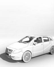 arquicar14 – 3D View – hidden FINE1