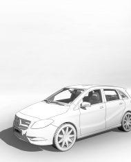 arquicar14 – 3D View – hidden FINE2