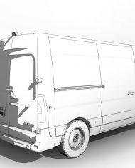 arquicar21 – 3D View – Rear