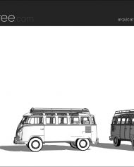 arquicar22 – Sheet – 3 – Hidden line Perspective