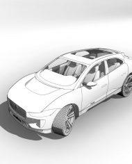 arquicar29 – 3D View – hidden FINE1