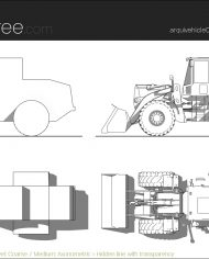 PREZENTARI arquicarsI – Sheet – 5 – Detail Level & Transparency