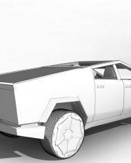 arquicar00 – 3D View – Rear