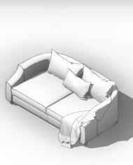 arquisofa17 – 3D View – AXO hidden