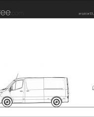 arquicar33 – Sheet – 1 – Hidden line Elevation